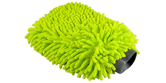 Chemical Guys MIC499 Big Mofo Premium Wash Mitt