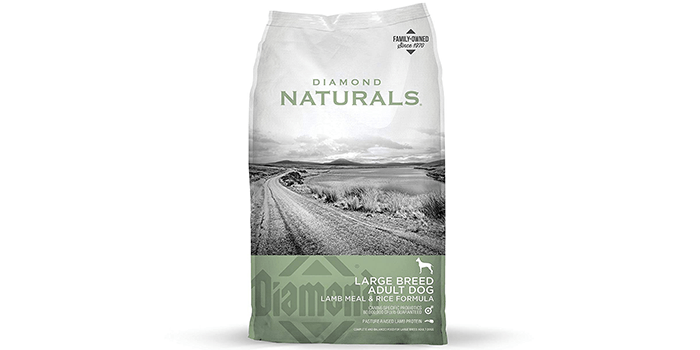 Diamond Naturals Adult Large Breed Recipe Dry Dog Food