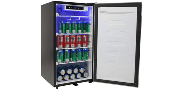 EdgeStar BWC210SLD Beverage Fridge