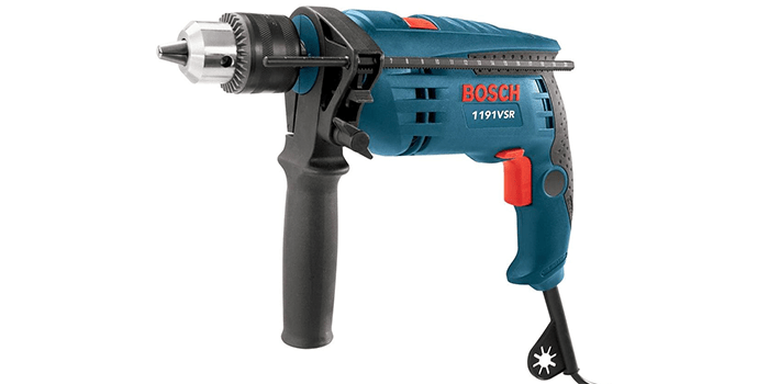 Factory-Reconditioned Bosch 1191VSRK-RT Hammer drill