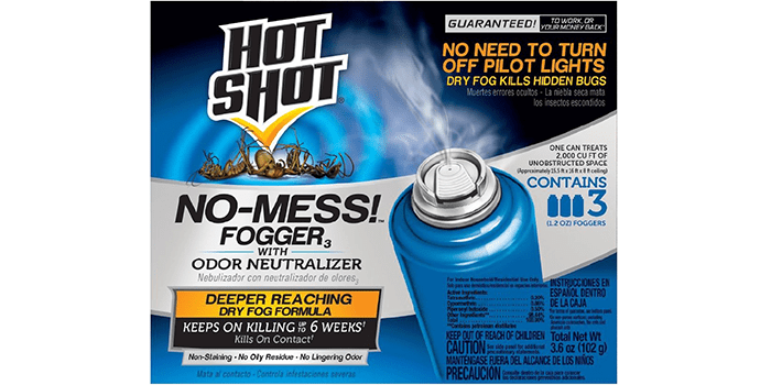 Hot Shot No-Mess! Fogger