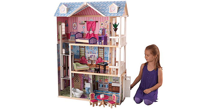 KidKraft My Dreamy Doll houses with Furniture