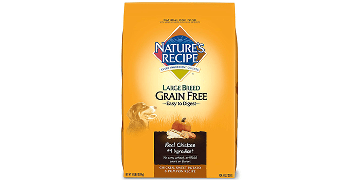 Nature's Recipe Grain-Free Dry Dog Food