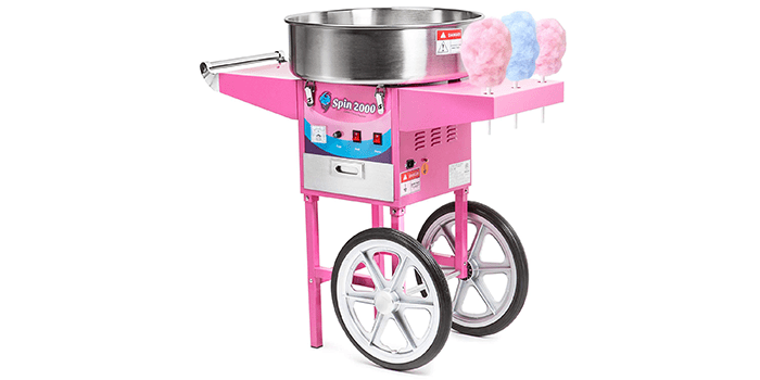 Olde Midway Commercial Quality Cotton Candy Machine