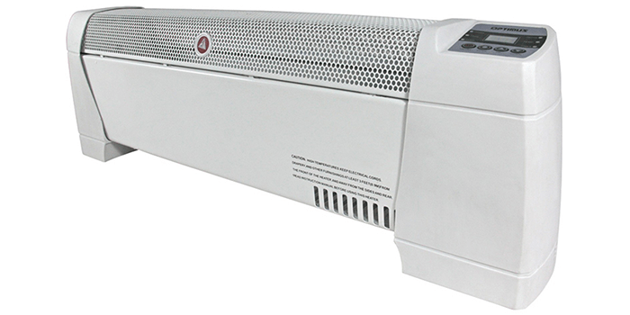 Optimus H-3603 30-Inch Baseboard Convection Heater