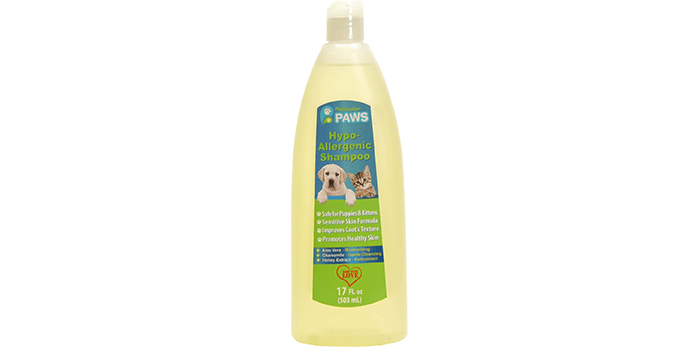 Particular Paws Hypoallergenic Dog and Cat Shampoo