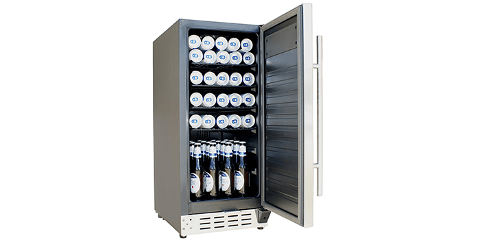 SPT BF-314U Under-Counter Beer Cooler