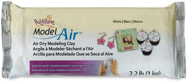 Sculpey Model Air Dry Modeling Clay
