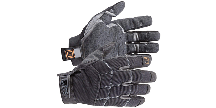 Tactical Rugged Reinforced Work Station Grip Gloves