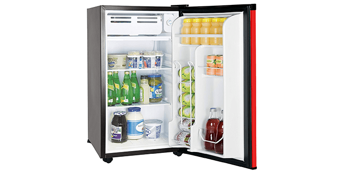 The Igloo FR329-Red Beer Fridge