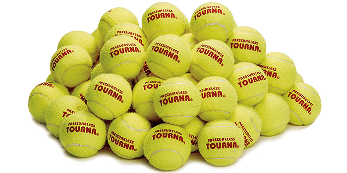 Tourna Pressureless Tennis Ball