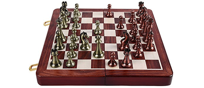 Agirlgle International Chess Set