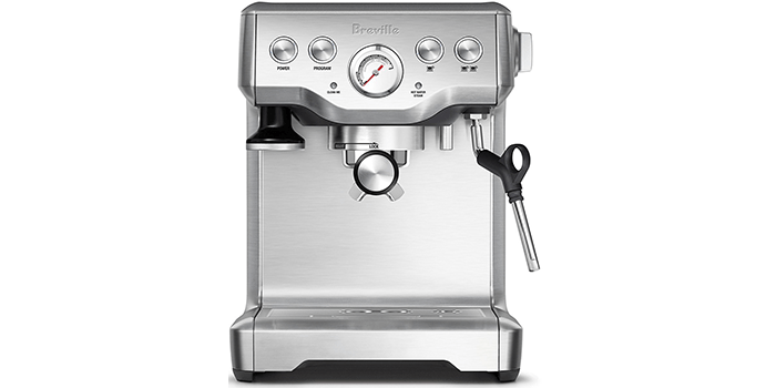 Breville BES840XL A the Infuser Espresso Machine