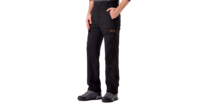 Clothin Men's Ski Cargo Pants