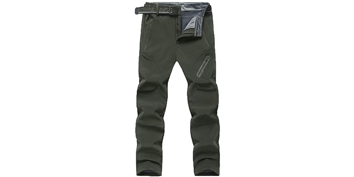 Cranelin Men's Outdoor Hiking Pants
