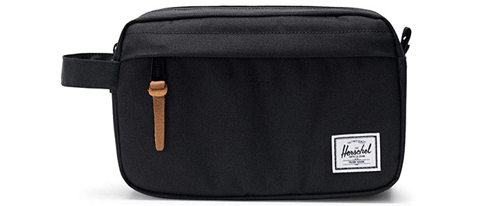 Herschel Men's Chapter Travel Kit Bag