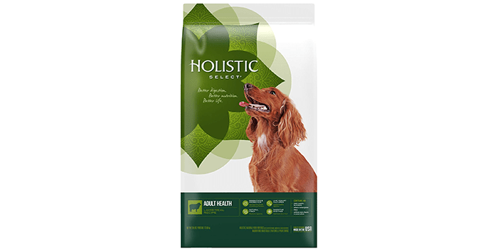 Holistic Select Natural Dry Dog Food Lamb