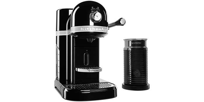 KitchenAid KES0504OB Nespresso Bundle