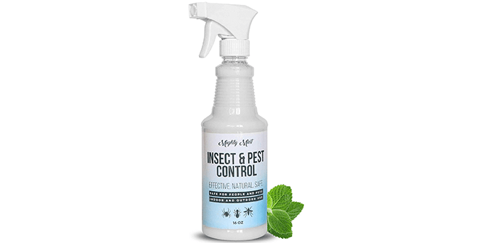 Mighty Mint - Insect and Pest Control Peppermint Oil