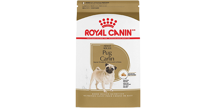 Royal Canin Breed Health Nutrition Pug Dog Food