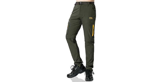 Seeu Mens Outdoor Pants