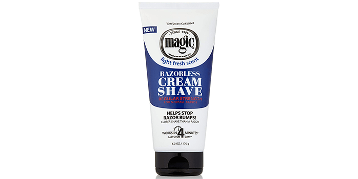 SoftSheen Carson Magic Regular Razorless Cream