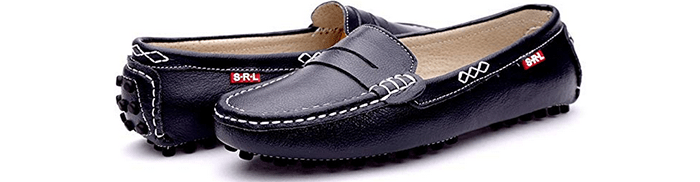 Sunrolan Women's Classic Penny Loafers