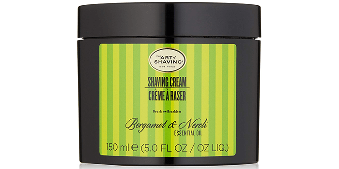 The Art of Shaving Bergamot & Neroli Shaving Cream