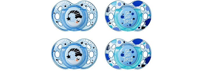 Tommee Tippee Orthodontic Toddler Soothie Pacifier