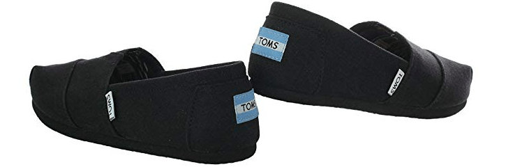 Toms Women's Classic Canvas Slip-on Shoes