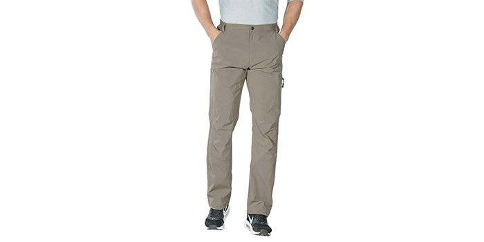 Unitop Men's Lightweight Cargo Pants