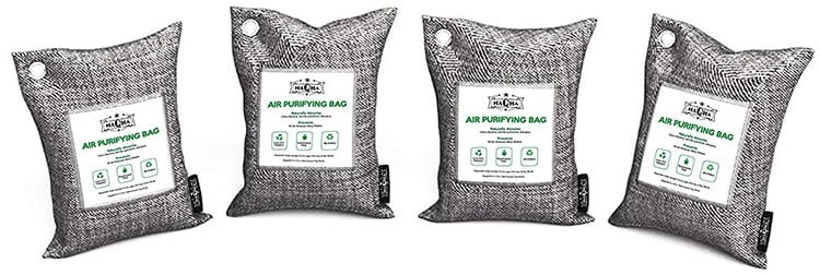 maQma Pet Odor-Eliminator and Moisture-Absorber Bags