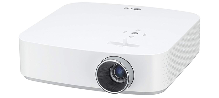 LG PF50KA Portable Full HD LED Theater CineBeam Projector