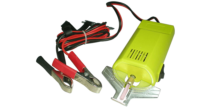 Timber Tuff CS-12V Portable Electric Chain Saw Chain Sharpener