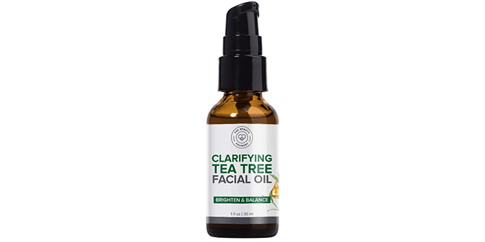 Beauty Foundry Tea Tree Facial Oil