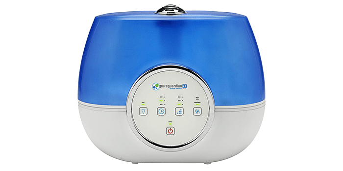 PureGuardian Ultrasonic Warm and Cool Mist Humidifier