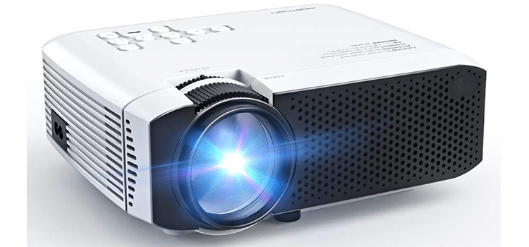Apeman Mini Portable 3500 Lumen Video Projector
