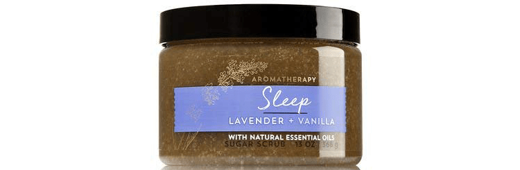 Bath and Body Works Aromatherapy Lavender Vanilla Sugar Scrub