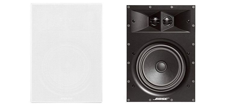 Bose Virtually Invisible In-Wall Speaker