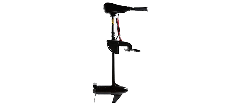 Cloud Mountain 8 Speed Electric Trolling Motor