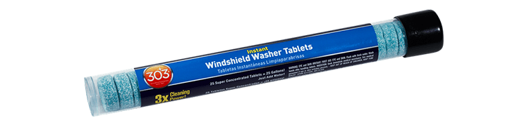 Instant Windshield Washer by 303 Products