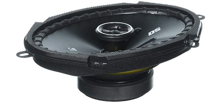 Kicker D-Series 6x8-Inch 200W Speakers Pair