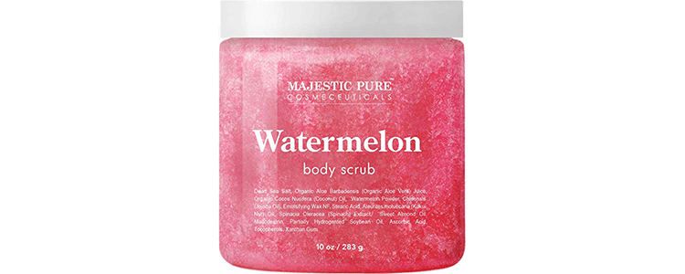 Majestic Pure Watermelon Body Scrub