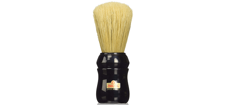 Omega Professional Boar Bristle Shaving Brush