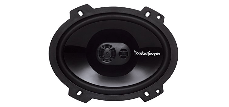 Rockford Fosgate Punch 6x8 3-Way Full Range Speaker