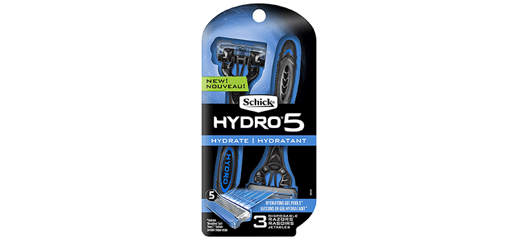 Schick Hydro 5 Disposable Razor