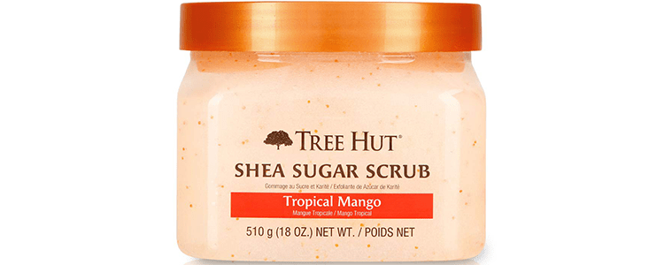 Tree Hut Shea Sugar Tropical Mango Scrub