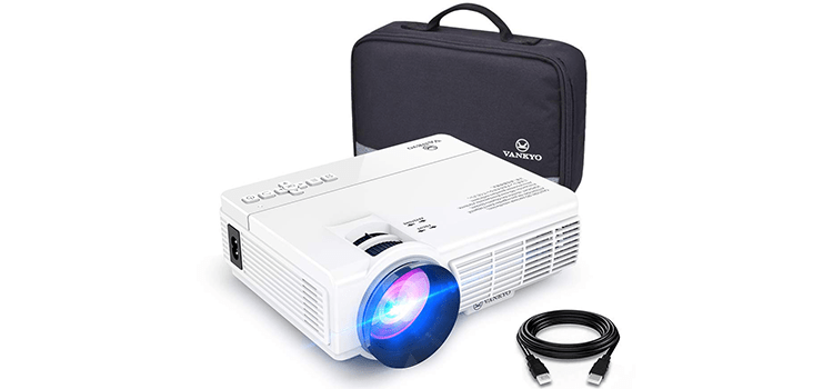 Vankyo Leisure 3 Mini Projector