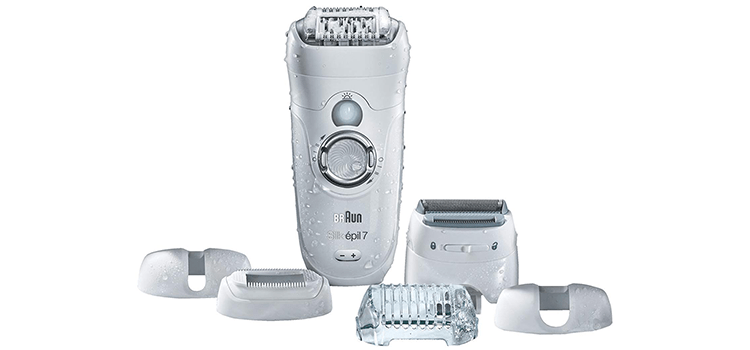Braun Silk-épil 7 7-561 - Cordless Electric Hair Removal Epilator