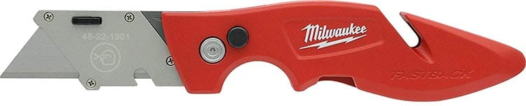 Milwaukee 48-22-1901F Fastback Utility Knife